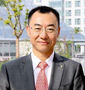 刘涌洁  中欧国际工商学院院长助理