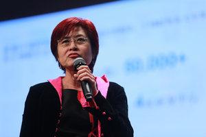 雀巢大中华区学习及发展总监朱美玲:新常态 ·  新学习